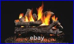 Real Fyre Coastal Driftwood Vented Gas Logs (CDR-18), 18-Inch 164