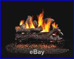 Real Fyre Coastal Driftwood Vented Gas Logs, Logs Only, 30