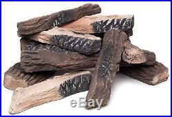 Regal Flame Gas Fireplace Logs Log Set Natural Vented Vent Free 24 Propane Fire