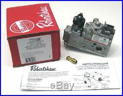 Robertshaw MilliVolt Gas Valve 7000MVRLC 710-508 Fireplace Log Control