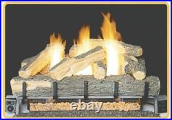 Sierra Pinnacle Vent Free Gas Log 24 Natural Gas
