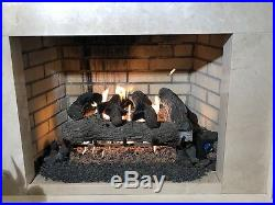 Sierra Split Pine Vent Free Gas Log 30 Natural Gas