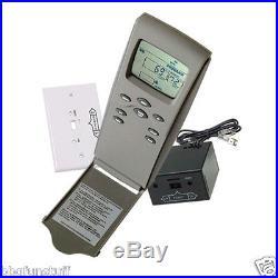 Skytech 3301P Gas Fireplace Millivolt Remote Control Programmable Thermostat