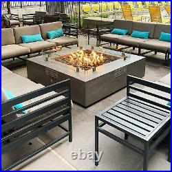 Stanbroil 36 Round Fire Pit Burner Ring, 304 Series Stainless Steel, BTU 443,00