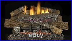 Superior LBG18BM 18 Boulder Mountain Vent Free Gas Log Set- LOGS ONLY