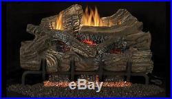 Superior LBG30SM 30 Smokey Mountain Vent Free Gas Log Set- LOGS ONLY