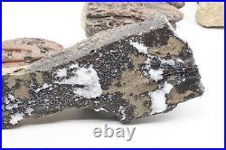 Sure Heat BRO18NG Burnt River Oak Vented Gas Log Set 18 Natural Gas Ships FREE