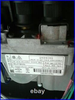 VFSUR24P-3 24 Unvented Gas Burner- Remote For Use With 24 LSU/ALSU Log Set