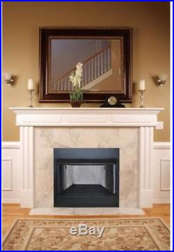 Vent Free Natural Gas Liquid Propane Circulating Firebox Insert Fireplaces 2 in