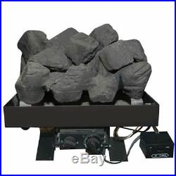 Vented Coal Gas Kit withConvertible Safety Pilot LP