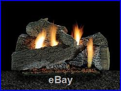 White Mountain Hearth 30 Wildwood Ventfree Log Set Natural Gas Millivolt